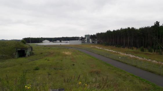 Budowa sieci wodociągowej PE 90 na terenie Portu Lotniczego Bydgoszcz S.A