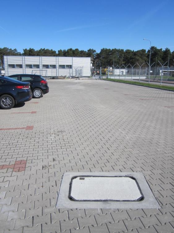 Budowa kanalizacji teletechnicznej na terenie Portu Lotniczego Bydgoszcz S.A